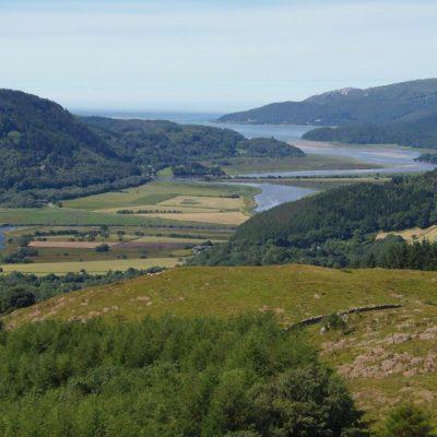 Dolgellau North Wales